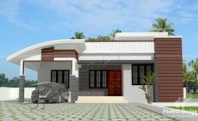1000 sq ft modern single floor home u2013 kerala home design