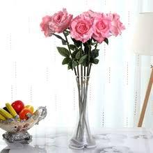 Bulk Wholesale Home Decor Popular Artificial Roses Bulk Buy Cheap Artificial Roses Bulk Lots