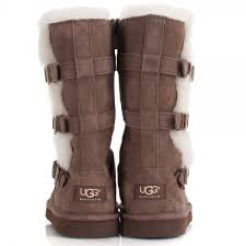 ugg sale leeds ugg australia maddi chocolate buckle boot