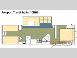 new 2012 shasta rvs freeport 30bhs travel trailer at bullyan rv