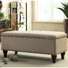 foot of bed storage ottoman end of bed storage ottoman netprintservice info