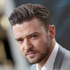 Frisuren Anleitung Mit Pony by Frisuren Bart Seitenscheitel Stylisch Justin Timberlake