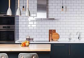 black kitchen cabinets with white subway tile backsplash 1001 ideas for ultra modern kitchen backsplash ideas