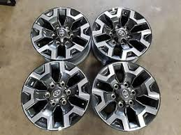toyota tacoma rims and tires 16 toyota tacoma 2016 2017 oe wheels set of 4 oem factory alloy