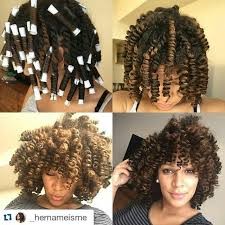 perm for grey hair how to get glamorous perm rods on natural hair rockin it napptural