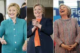 the surprising strategy behind hillary clinton u0027s designer wardrobe