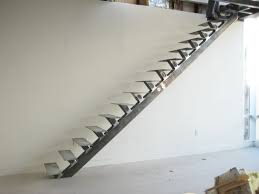 stylish steel staircase design steel stairs steel material and