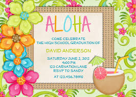 luau invites template best template collection