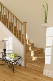 1930s Banister Oak Stair Cladding Traditional Staircase Other By Heritage