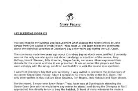 the 5 best parts of gary player u0027s letter roasting the u s open at