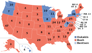 united states presidential election 1988 wikipedia