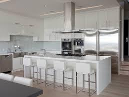 white kitchen island with stools fresh unique white kitchen island