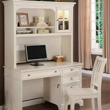 image of nice student desk with hutch