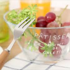 cool glass salad bowls u2014 home ideas collection different use