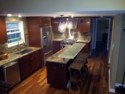 kitchen island with raised bar raised glass countertops bars and kitchens cbd glass