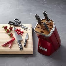 kitchen aid knives kitchenaid 7 professional knife set apple
