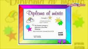 diplomas de primaria descargar diplomas de primaria diplomas graciosos y divertidos youtube