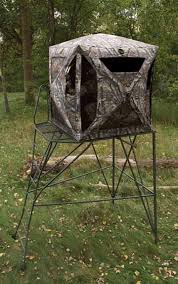 Bow Hunting From Ground Blind Ground Blind Accessories