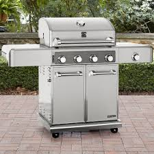 Backyard Grill 4 Burner Gas Grill by Natural Gas Grills Propane Grills Sears