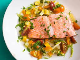 eat more fish a week u0027s worth of pescatarian friendly dishes