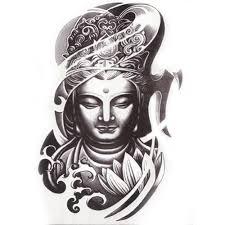 lotus buddha temporary tattoo u2013 tempotats