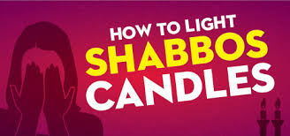 how to light shabbos candles education