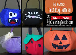 toddler halloween treat bags charming doodle sew it build it october 2014