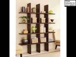 Backless Bookshelf Cool Homemade Bookshelves Wall Mounted Shelving Collection Youtube