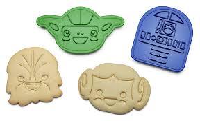 wars rebel friends cookie cutters thinkgeek