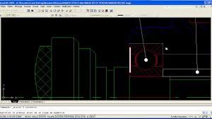 bureau d ude technique bac technique tp mécanique autocade 2008 perceuse part 1