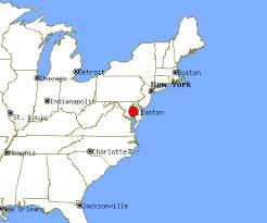 easton map easton profile easton md population crime map