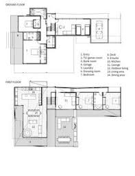 bic floor plan le bic house by naturehumaine combines wood and steel architects