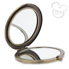 free delivery disney beauty beast compact mirror