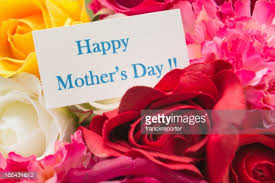 flowers for s day happy mothers day bouquet of flowers stock photo getty images