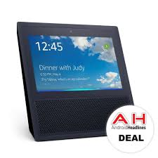 black friday amazon calender deal buy two amazon echo show u0027s save 100 w code 5 9 17