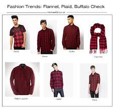 tartan vs plaid fashion trends checks plaid flannel prints and buffalo checks