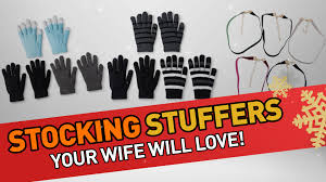 stocking stuffers your wife will love christmas gift ideas for