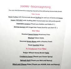 thanksgiving dessert menu on the menu and apple kuchen