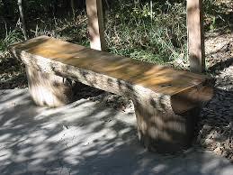 Rustic Outdoor Bench Plans Garden Plan