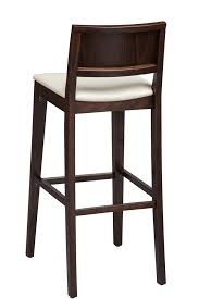 Modern Wood Bar Stool Regal Seating Series 2438 Modern Wooden Counter Height Bar Stool