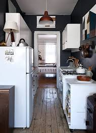 tiny galley kitchen ideas before after a nyc galley kitchen opens up apartment therapy best