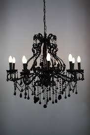Gothic Bedroom Furniture by Goth Chandelier Black Vintage Chandelier Foohoo Event