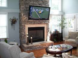 gas fireplace with tv fireplace tv stand white living room wall