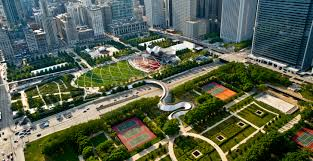 Chicago Hop On Hop Off Map by Plato Chicago A La Carte Holiday Tour
