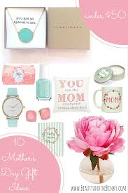 special mothers day gifts 10 s day gift ideas 50 beauty and the binky