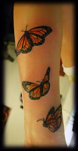 monarch butterfly butterfly tattoos monarch butterfly