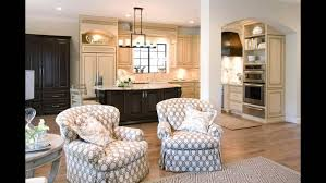 Kitchen Family Room Designs Small Kitchen Family Room Ideas Open Floor Plans For Ranch Homes