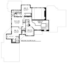 european style house plan 4 beds 4 5 baths 4495 sq ft plan 70