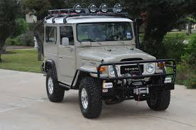 toyota jeep 1980 nicely restored fj40 wheels pinterest land cruiser