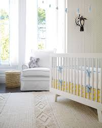 Yellow And Gray Crib Bedding by